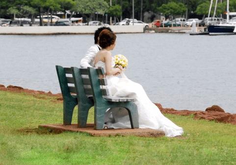【例文】幼馴染の新郎と新婦が結婚